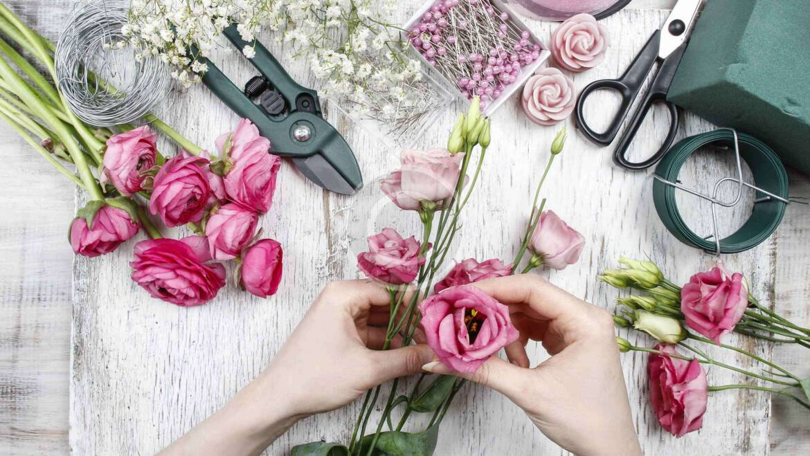 All the Therapy that You can Get from Flowers